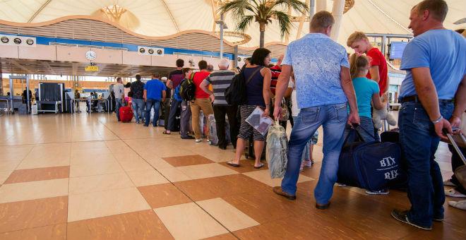 بلجيكا تحذر رعاياها من السفر إلى شرم الشيخ
