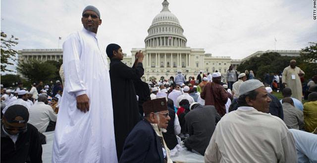 مسلمو أمريكا