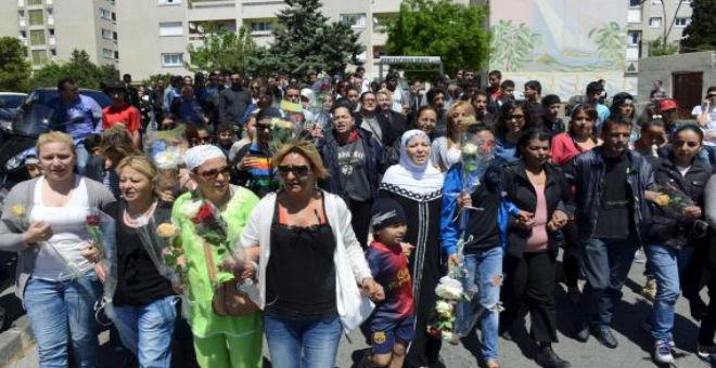 مارسيليا: 700 مشارك في مسيرة لنبذ العنف بعد مقتل 3 شبان