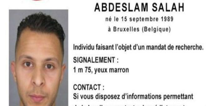 الشرطة الفرنسية تنشر صورة مبحوث عنه على خلفية هجمات باريس