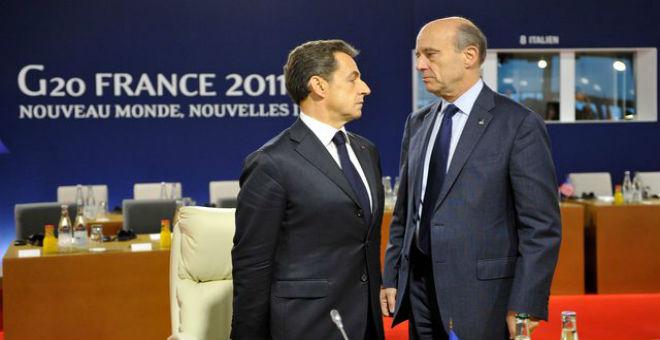 جوبي ينافس ساركوزي على ترشيح