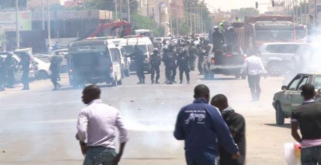 التوتر مستمر بين السلطات الموريتانية وحركة