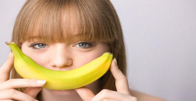 7 وصفات تجميلية من الموز للشعر والبشرة