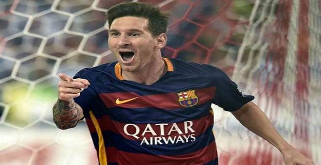ميسي يعزز هجوم برشلونة أمام روما