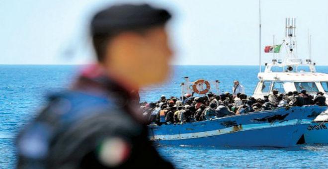 هجرة ليبيا