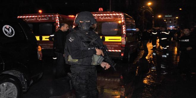 استراتيجية أمنية لمواجهة الإرهاب