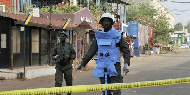 هجوم متطرف جديد على فندق مالي