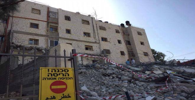 بالصور..إسرائيل تواصل هدم منازل الفلسطينيين في القدس