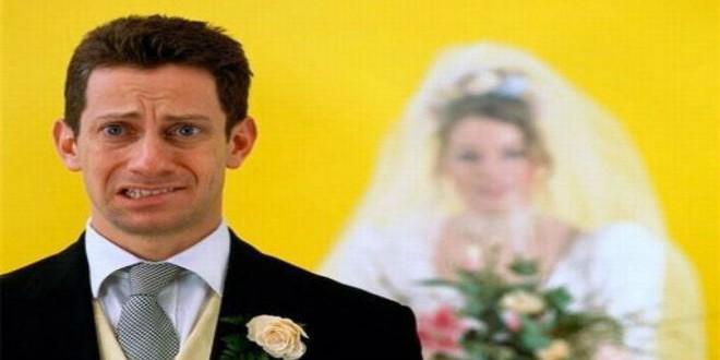 هروب الرجل من الزواج