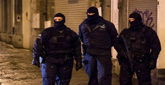 بلجيكا: عمليات تفتيش بالعاصمة ارتباطا بالانتحاري بلال حدفي