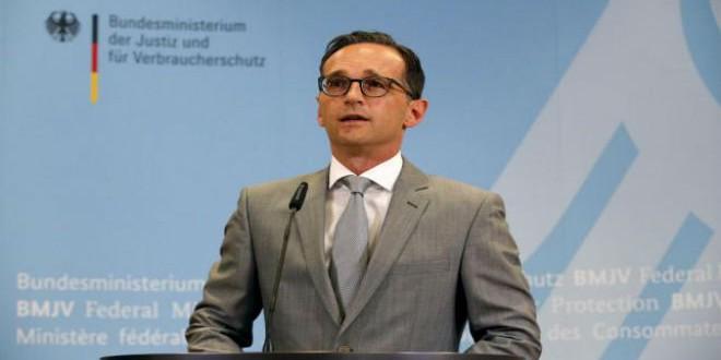 وزيرالعدل الألماني هايكو ماس