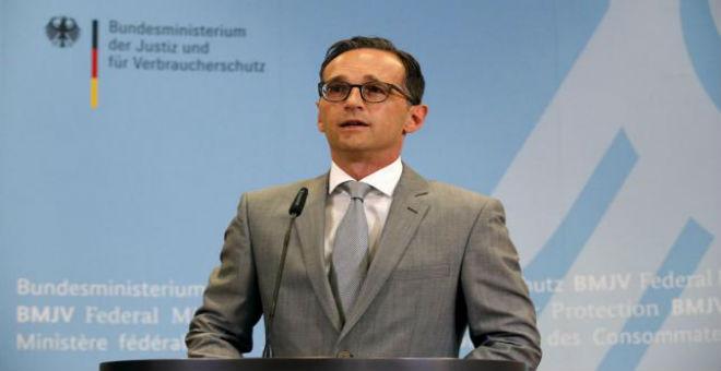 وزير العدل الألماني محذرا:
