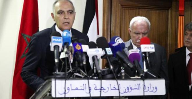 رفض فلسطيني مطلق للمقارنات المغلوطة بين فلسطين وقضية الصحراء