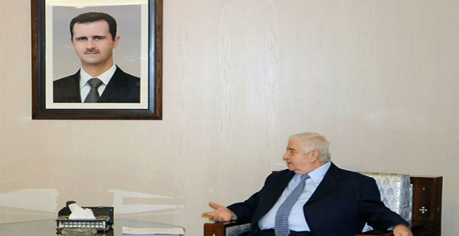 سوريا: نظام الأسد مستعد لبدء محادثات السلام