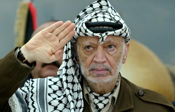 مثير. هذا هو قاتل ياسر عرفات!