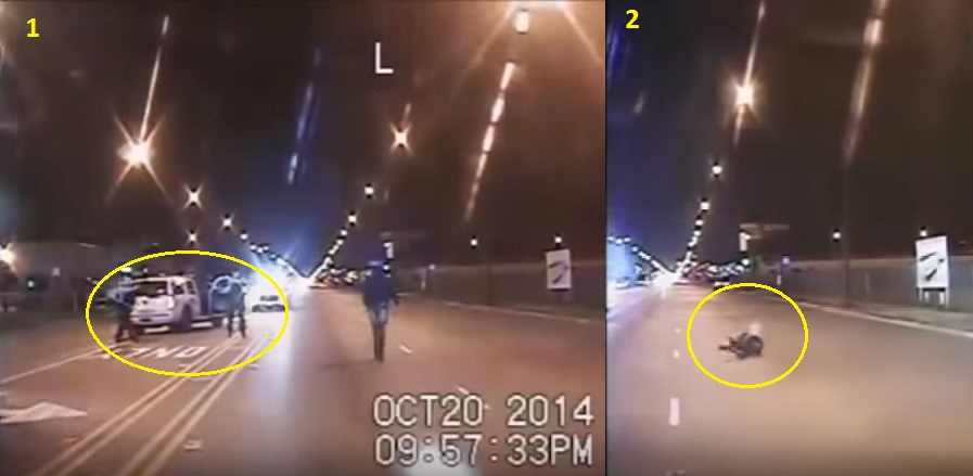توتر في شيكاغو بعد نشر مقطع لـ شرطيا أبيض يقتل شابا أسود بـ16 رصاصة