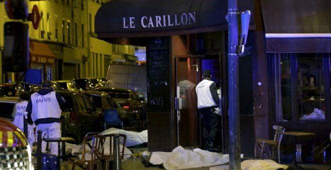 100 قتيل في قاعة باتاكلان بباريس