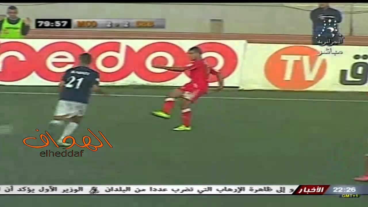 أفضل 10 أهداف في الدوري الجزائري
