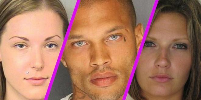 هؤلاء أكثر المجرمين وسامة في العالم!!