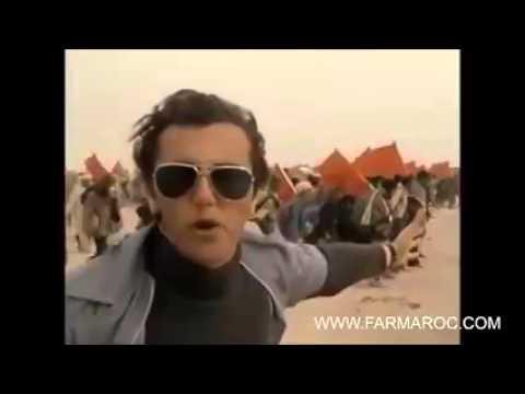 ذكريات تاريخية من المسيرة الخضراء المغربية