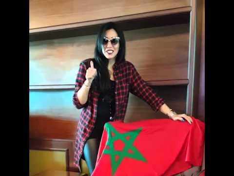 أسماء المنور تقبل تحدي الراية من الفناير وتتحدي سعد المجرد