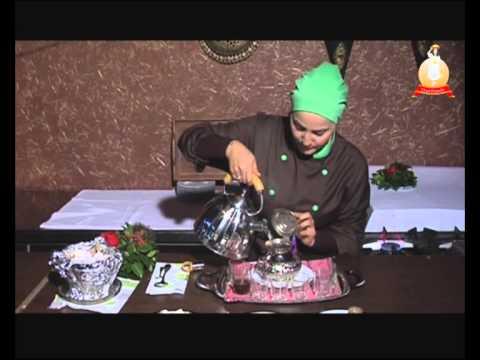 بالفيديو..طريقة تحضير الشاي الصحراوي