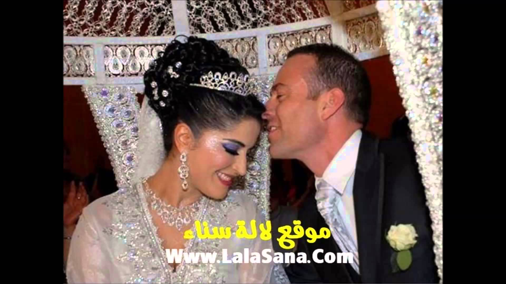 أعراس الفنانين المغاربة