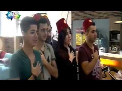 النشيد الوطني المغربي من قلب
