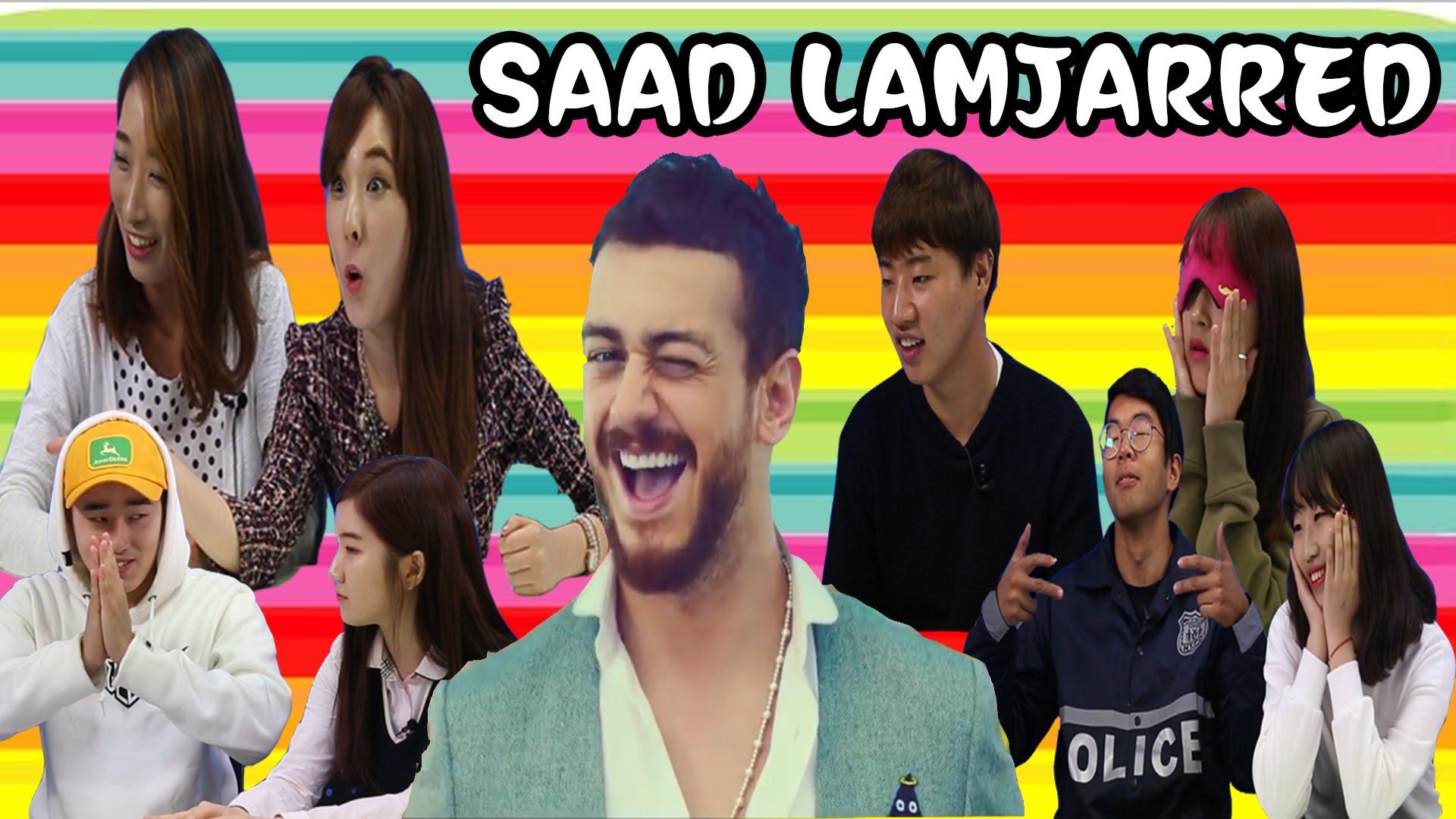 تقرير رائع عن نجاح سعد المجرد في التلفزيون التونسي