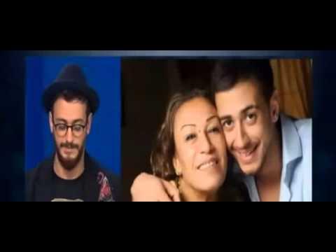 نزهة ركراكي تفاجئ ابنها سعد المجرد برسالة مؤثرة مباشرة على الهواء