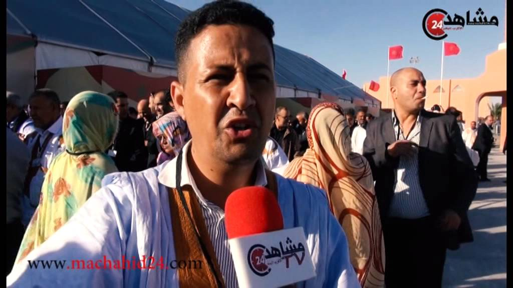فعاليات المجتمع المدني الصحراوي تشيد بالمشاريع التنموية للأقاليم الجنوبية