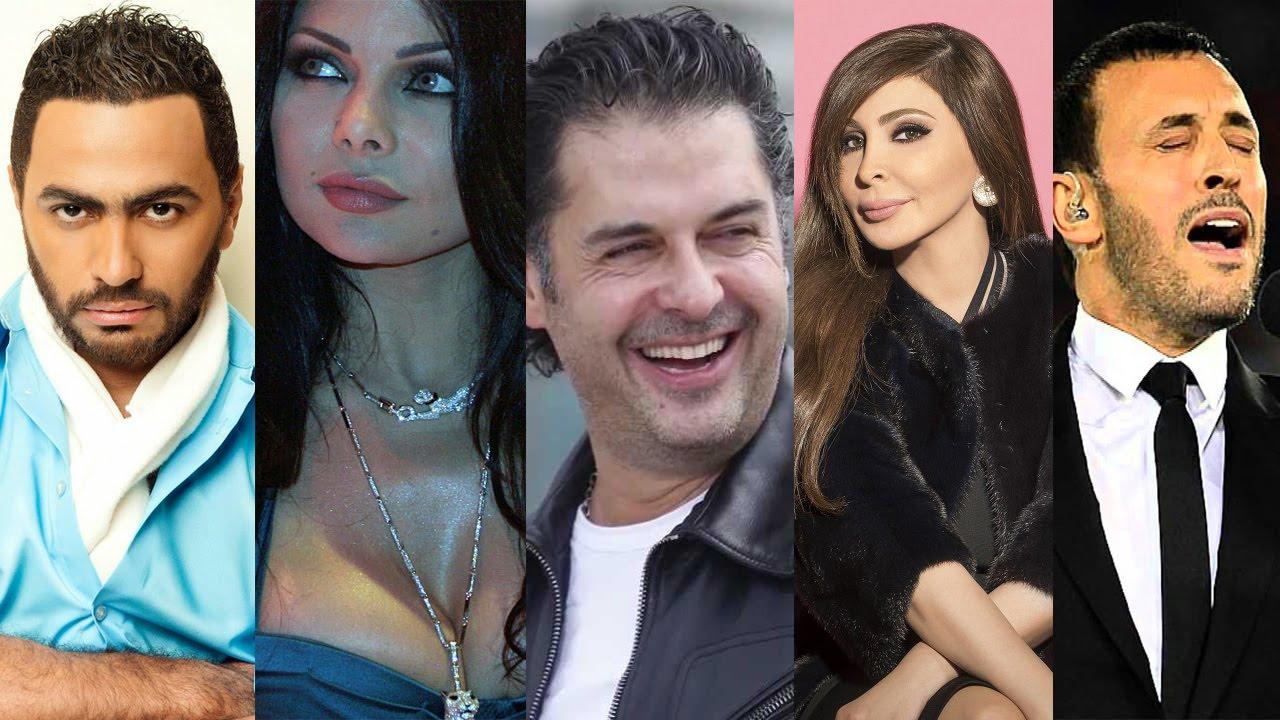 وراء كل فنان قصة كفاح طويلة..شاهدوا أغرب مهن النجوم قبل الشهرة!!