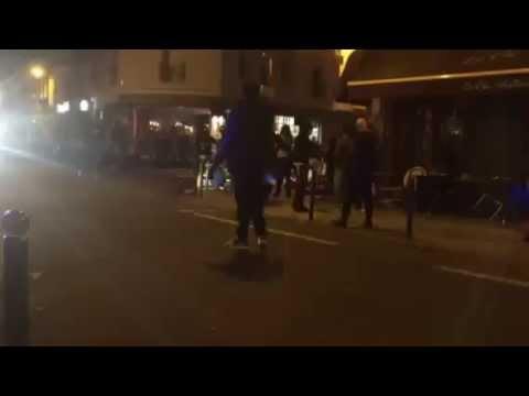 هجوم مسلح خطير على مطعم في باريس