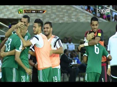 بالفيديو.. هدفي سليماني لصالح الجزائر