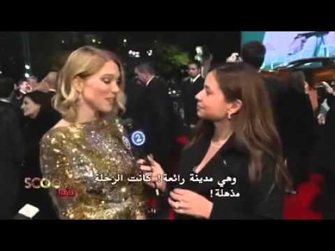 نجوم هوليوود يتحدثون عن المغرب