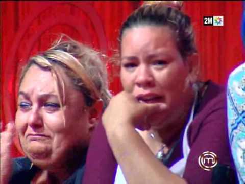 دموع المشاركين لحظة إقصاء زكرياء في
