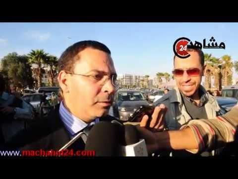 تشييع جثمان الباحث والناقد السينمائي الراحل مصطفى المسناوي