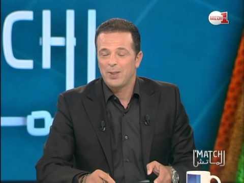فيديو طريف جدا.. شاهد الكلمة المغربية التي حيرت الإطار التونسي العجلاني