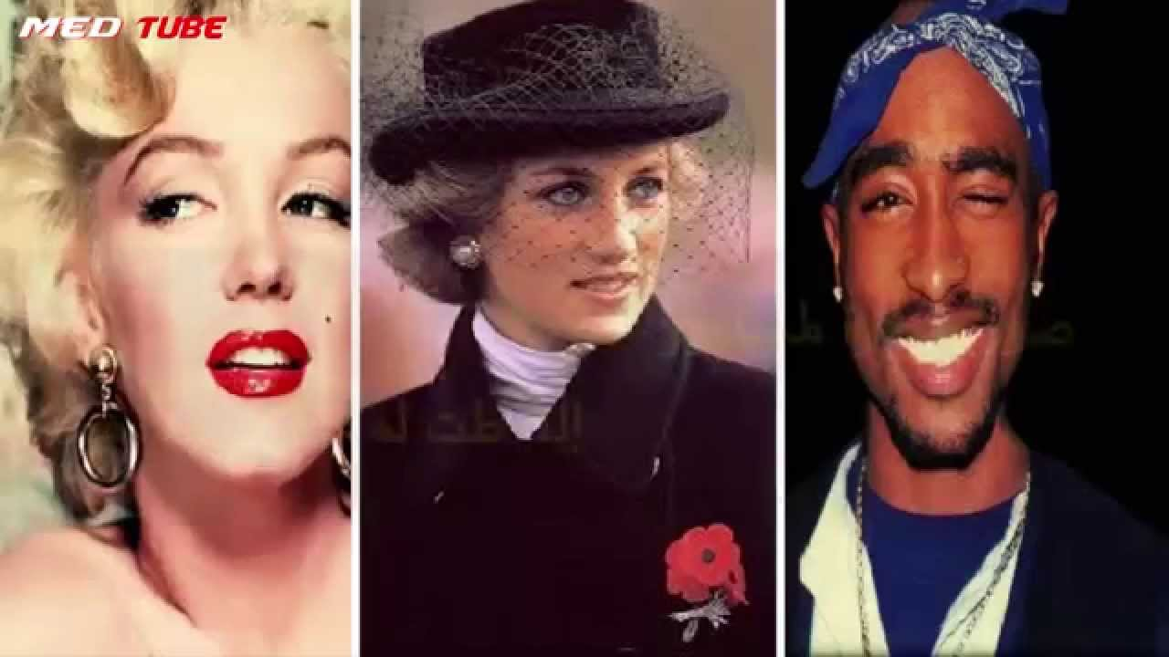 بالفيديو...صور تؤرخ اللحظات الأخيرة قبل وفاة المشاهير