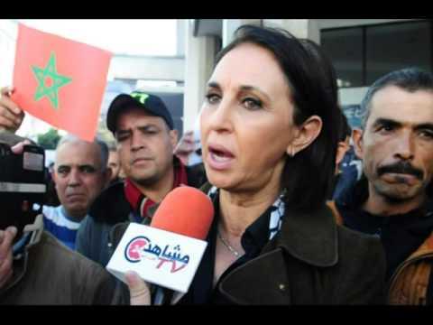 بالفيديو..منيب توجه رسالة لحكومة بن كيران