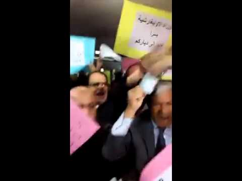 احتجاجات المعارضة الجزائرية ضد قانون المالية 2016