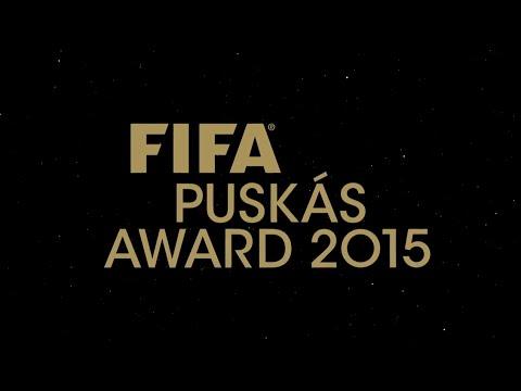 هدف ميسي مرشح لجائزة بوشكاش لأفضل هدف 2015