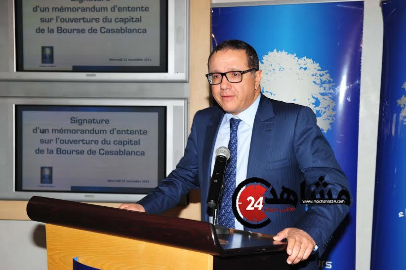 بورصة الدار البيضاء تفتح رأسمالها أمام مساهمين كبار