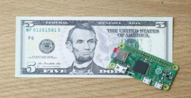 أصغر حاسوب بـ5 دولارات يستأثر باهتمام المستخدمين