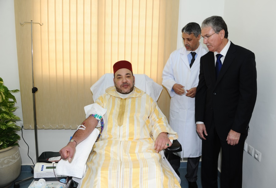 بالفيديو : تفاصيل مرض الملك محمد السادس
