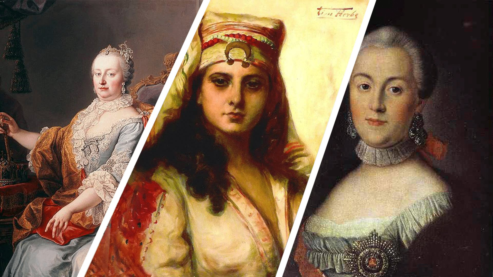 10  نساء تربعن على عرش التاريخ
