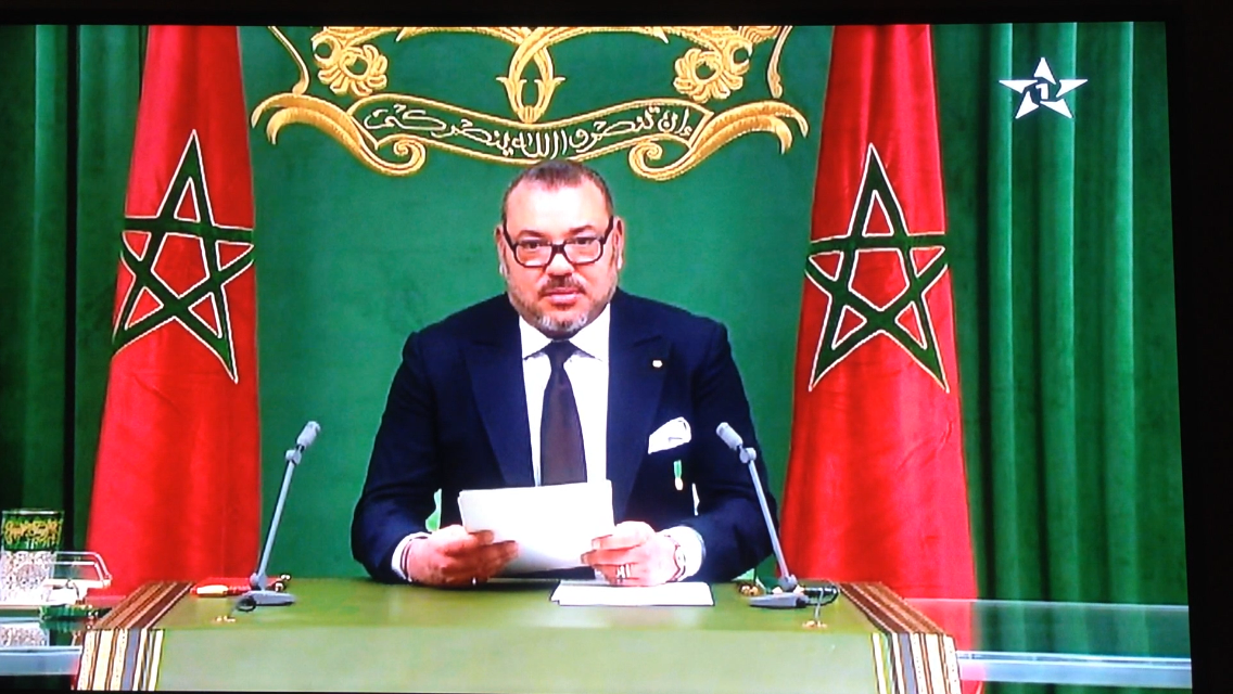 في خطاب قوي الملك محمد السادس يشن هجوما على الجزائر والبوليساريو
