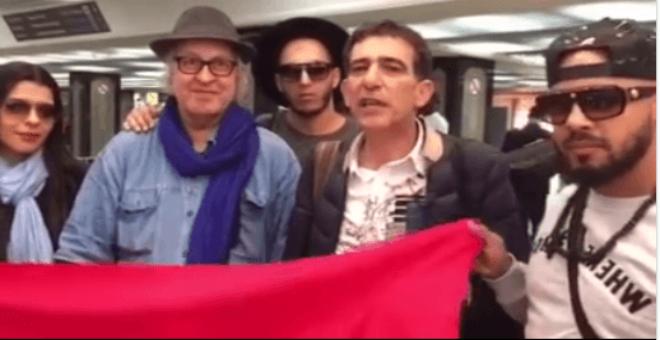 نداء للمغاربة من عمر السيد،الفناير و نعمان لحلو بمناسبة المسيرة الخضراء