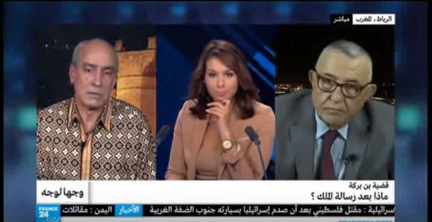 بالفيديو. بسبب بنبركة.. عبد الواحد الراضي ينسحب على المباشر