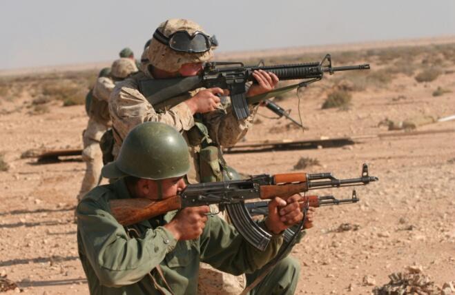 بعد تدريبات مشتركة..بريطانيا تشيد بقدرات الجيش المغربي